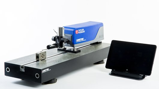 Intra Touch - advanced contour measurement system capability to measure large or tall components